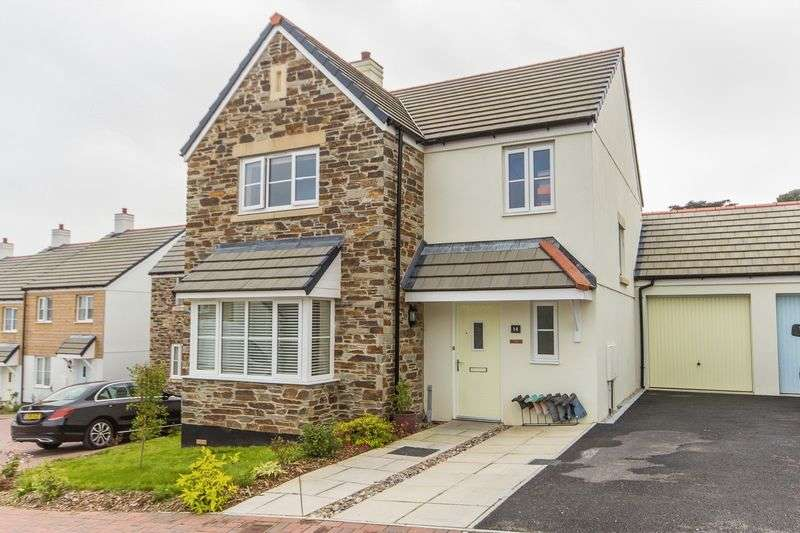 4 Bedrooms Detached House for sale in DU Maurier Drive, Fowey