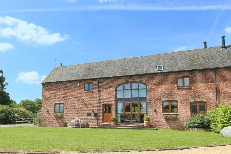 4 Bedrooms Terraced House for sale in Coton, Gnosall, Stafford