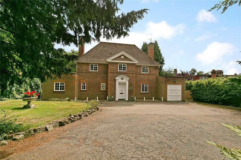 4 Bedrooms Detached House for sale in Kincraig Drive, Sevenoaks, Kent, TN13