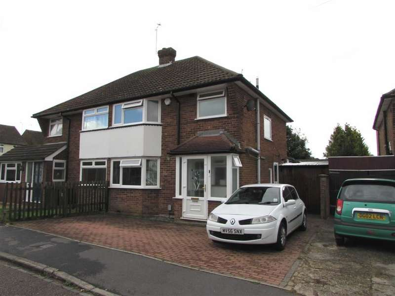 3 Bedrooms Property for sale in Suncote Close, Dunstable, Bedfordshire, LU6