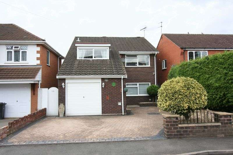 4 Bedrooms Detached House for sale in WALL HEATH, Brook Street