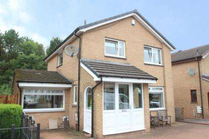 3 Bedrooms Detached House for sale in Foxglove Place, Glasgow