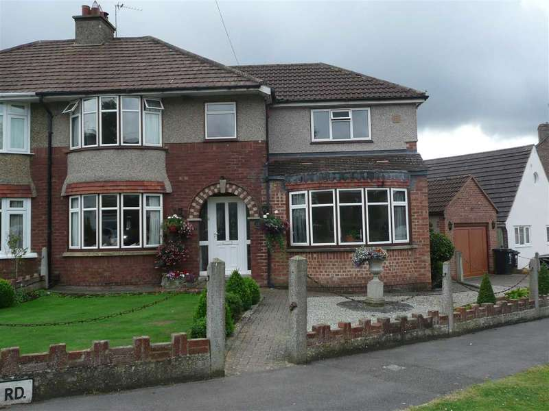 4 Bedrooms Semi Detached House for sale in Ambrose Road, Old Town, Swindon