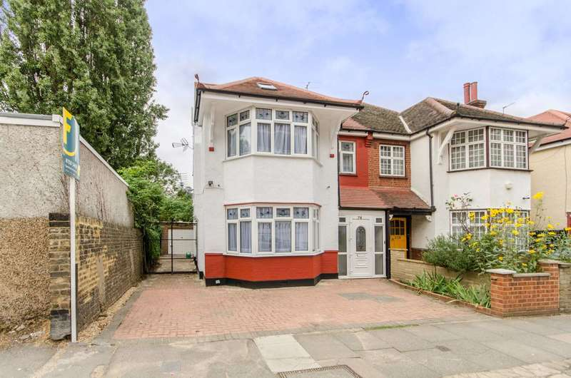 6 Bedrooms House for sale in Blairderry Road, Streatham Hill, SW2
