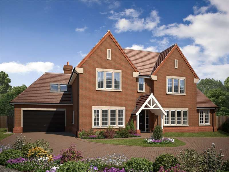 5 Bedrooms Detached House for sale in Priestly Heights, Reigate Road, Epsom, Surrey, KT17
