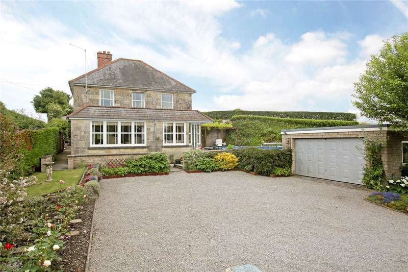 4 Bedrooms Detached House for sale in Brookwater, Donhead St. Andrew, Shaftesbury, Wiltshire, SP7