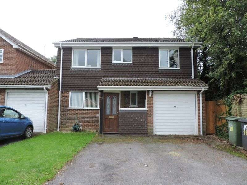 4 Bedrooms Detached House for sale in Guinea Court, Chineham