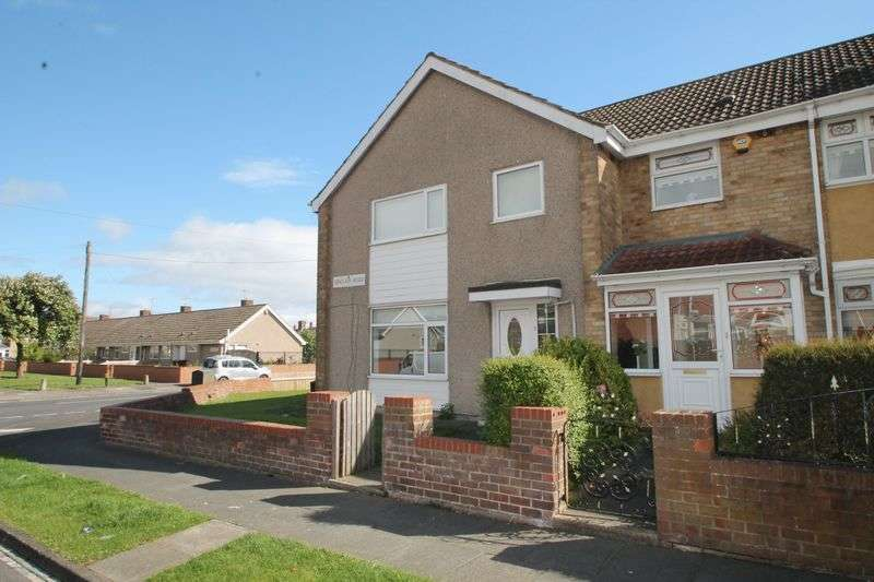 4 Bedrooms Terraced House for sale in Sinclair Road, Hartlepool