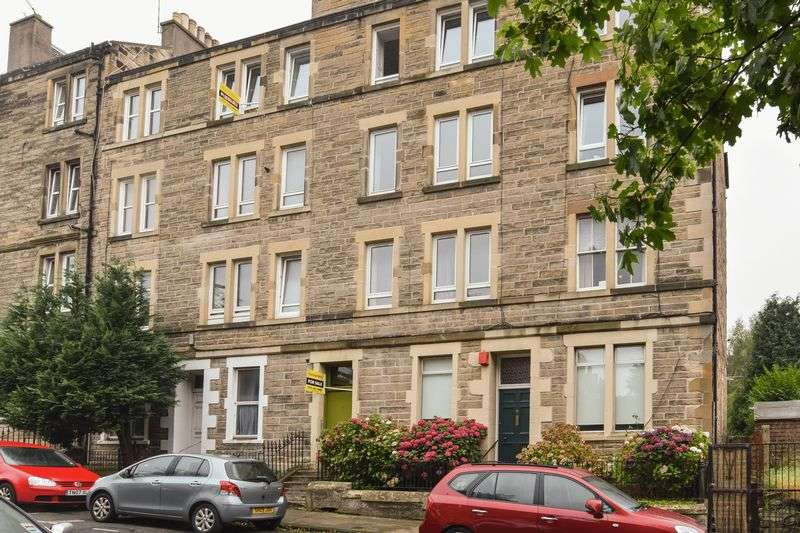 1 Bedroom Flat for sale in 8/5 Harrison Place, Shandon, Edinburgh, EH11 1SF