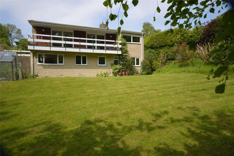 4 Bedrooms Detached House for sale in Bownham Park, Rodborough Common, Stroud, Gloucestershire, GL5