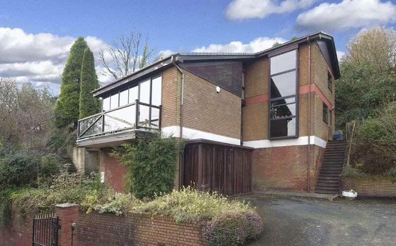 4 Bedrooms Detached House for sale in Bromsgrove Road, Romsley
