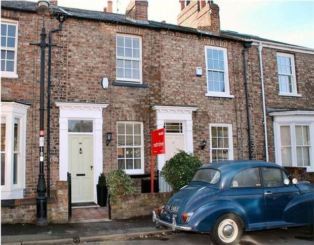 House for sale to rent in micklegate york for Alma terrace york