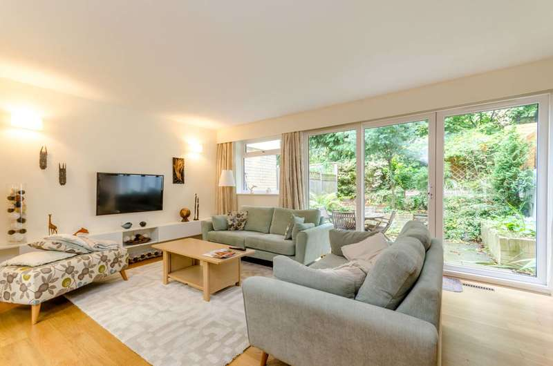 5 Bedroom House For Sale In Lansdowne Road London SW20