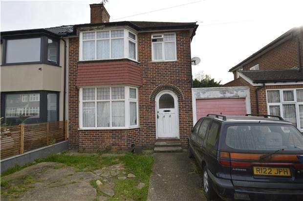 Semi Detached in  Braemar Gardens  London  NW9  Richmond