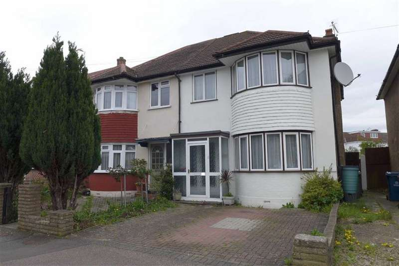 Semi Detached in  Brampton Grove  Harrow  Middlesex  HA3  Richmond