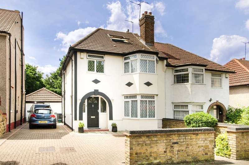 Semi Detached in  Alder Grove  London  NW2  Richmond