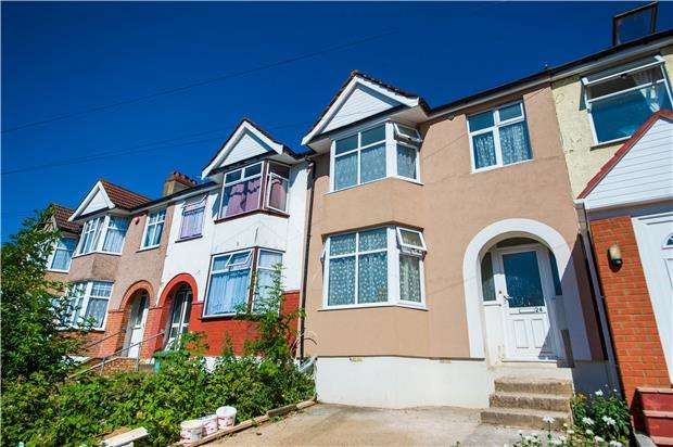 Terraced house in  Wood Close  London  NW9  Richmond