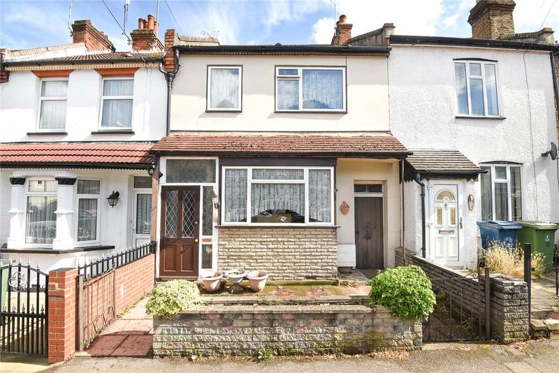 Terraced house in  Sherwood Road  Harrow  Middlesex  HA2  Richmond