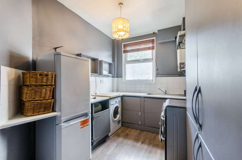 Terraced house in  Victor Road  London  NW10  Richmond