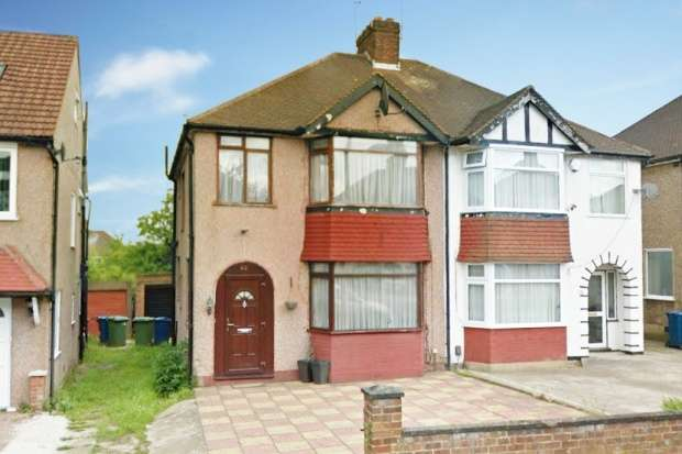 Semi Detached in  The Chase  Edgware  Middlesex  HA8  Richmond