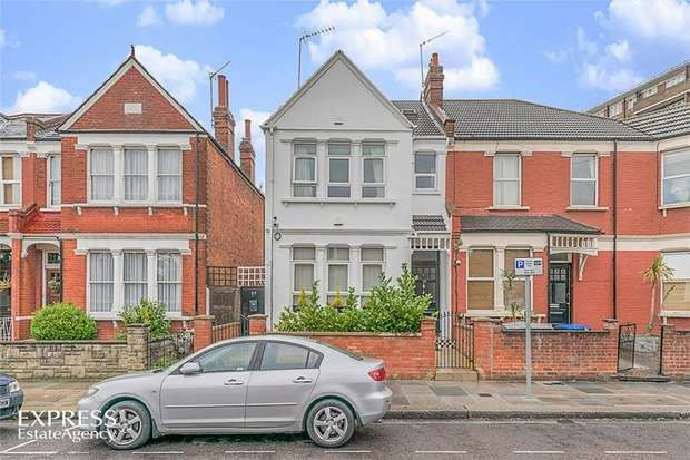 Flat in  Olive Road  London  NW2  Richmond
