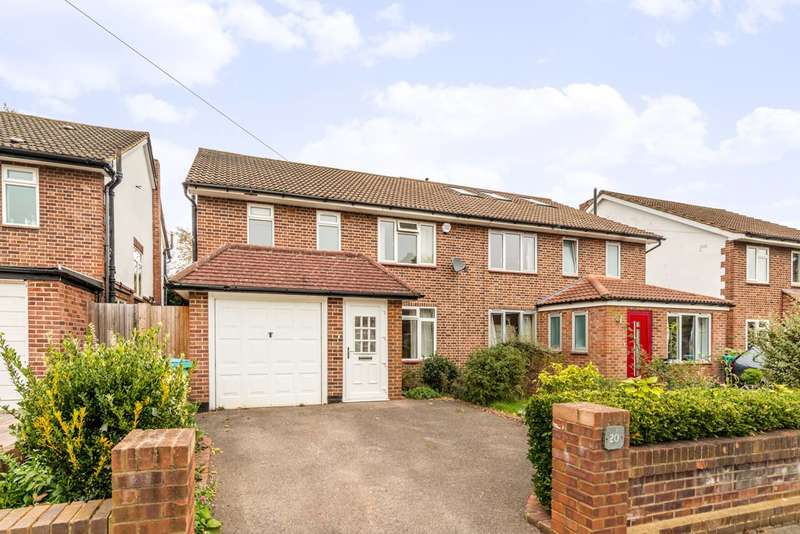 Semi Detached in  Clive Road  Strawberry Hill  TW1  Richmond