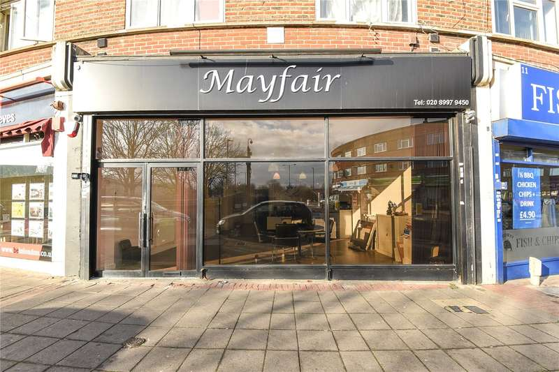 Commercial in  Medway Parade  Perivale  Greenford  UB6  Richmond