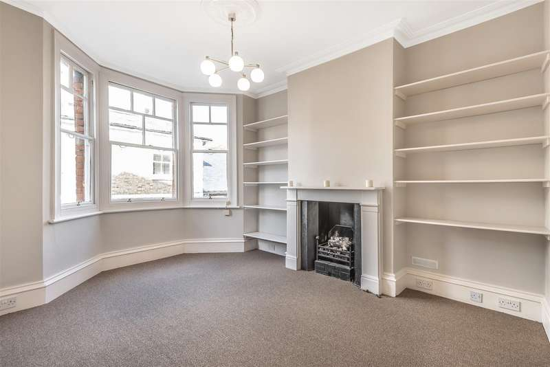 Flat in  Vale Of Health  London  NW3  Richmond