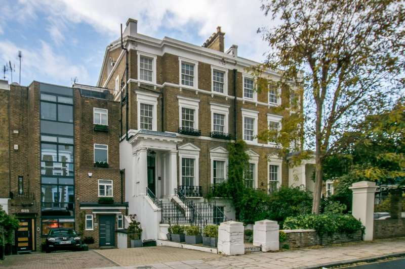 Flat in  Marlborough Place  St. Johns Wood  NW8  Richmond
