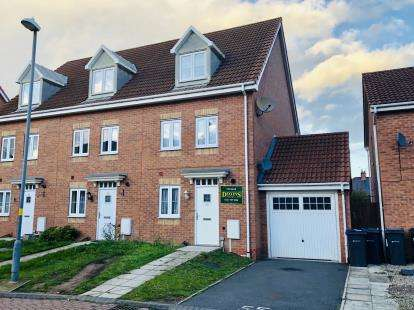 Semi Detached in  New Imperial Crescent  Birmingham  West Midlands  B11  Birmingham