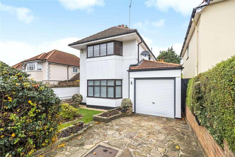 Detached house in  Eastcote Road  Ruislip  Middlesex  HA4  Richmond