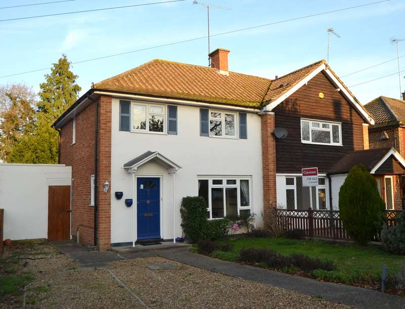 Semi Detached in  Webster Close  Oxshott  KT22  Richmond