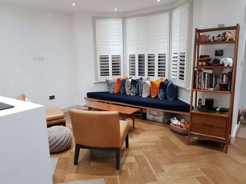 House in  Stonor Road  London  W14  Richmond