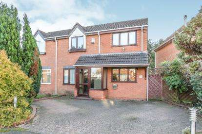 Semi Detached in  Morris Close  Birmingham  West Midlands  B27  Birmingham