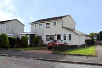 3 Bedrooms Semi Detached House for sale in Prestonfield Avenue, Kilwinning, North Ayrshire