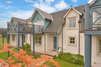 3 Bedrooms Terraced House for sale in Duchally Country Estate, Auchterarder, Perthshire, PH3 1PN.