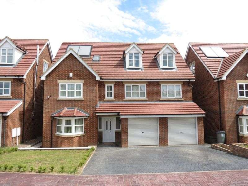 5 Bedrooms Detached House for sale in Blue House Court, Blackhall