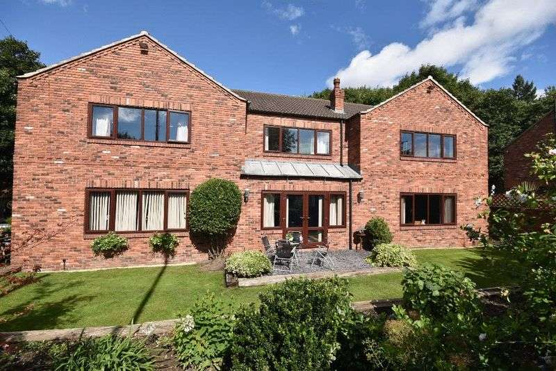 6 Bedrooms Detached House for sale in Rylee House, Robin Hood