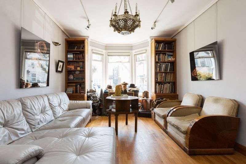 7 Bedrooms Terraced House for sale in Rostrevor Avenue, London N15