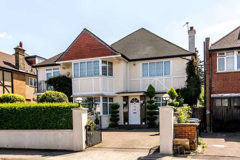 7 Bedrooms Detached House for sale in Chatsworth Road, Willesden Green, NW2