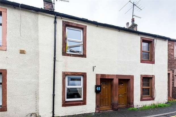 1 Bedroom Terraced House for sale in Foster Street, Penrith, Cumbria