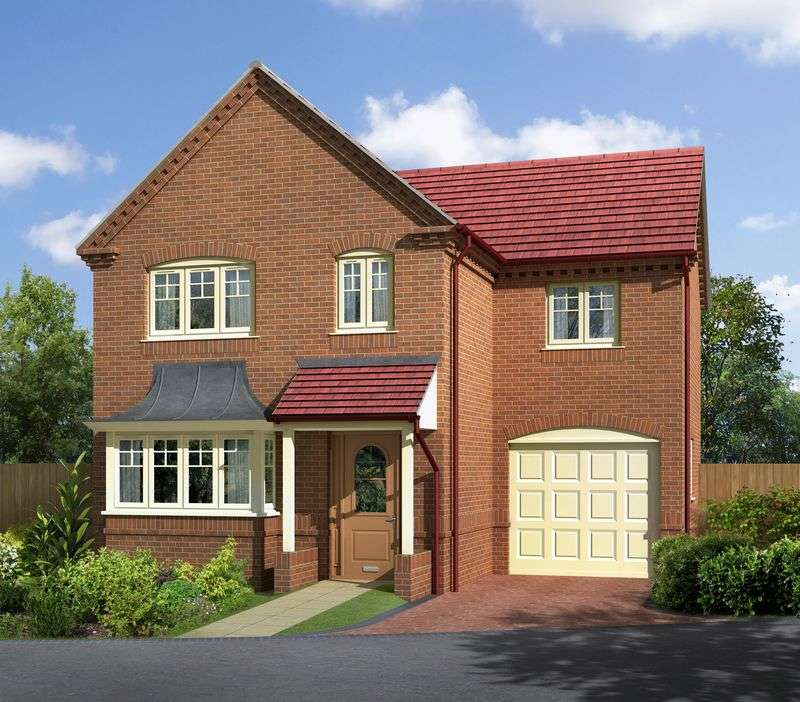 4 Bedrooms Detached House for sale in DUDLEY, Netherton, Hockley Lane, Plot 5