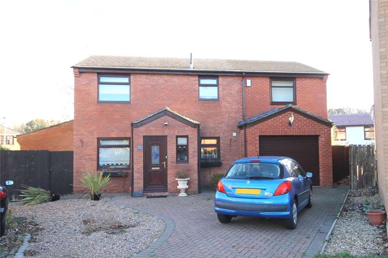 4 Bedrooms Detached House for sale in Wansbeck Close, Spennymoor, Co Durham, DL16