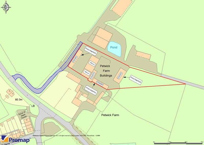 Land Commercial for sale in Challow Station, Faringdon