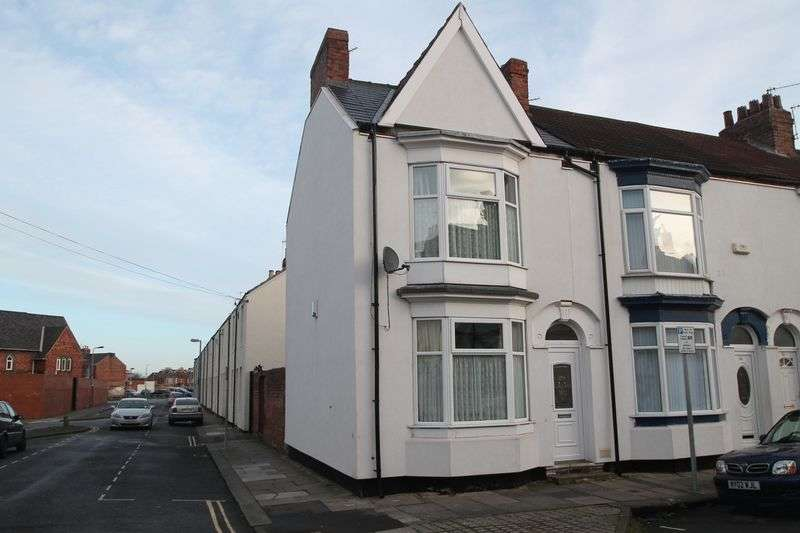 3 Bedrooms Terraced House for sale in Clifton Street, Middlesbrough