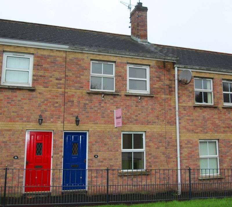 2 Bedrooms House for sale in 19 Dean Swift Mews, Markethill