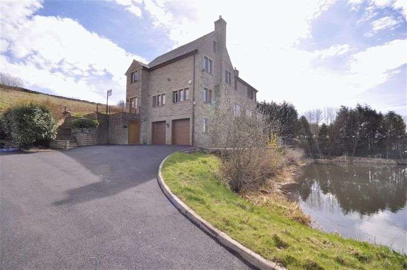 6 Bedrooms Detached House for sale in Dura Bank, Rochdale