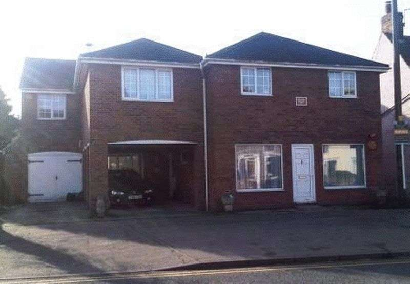 6 Bedrooms Detached House for sale in Clacton Road, Elmstead, Colchester