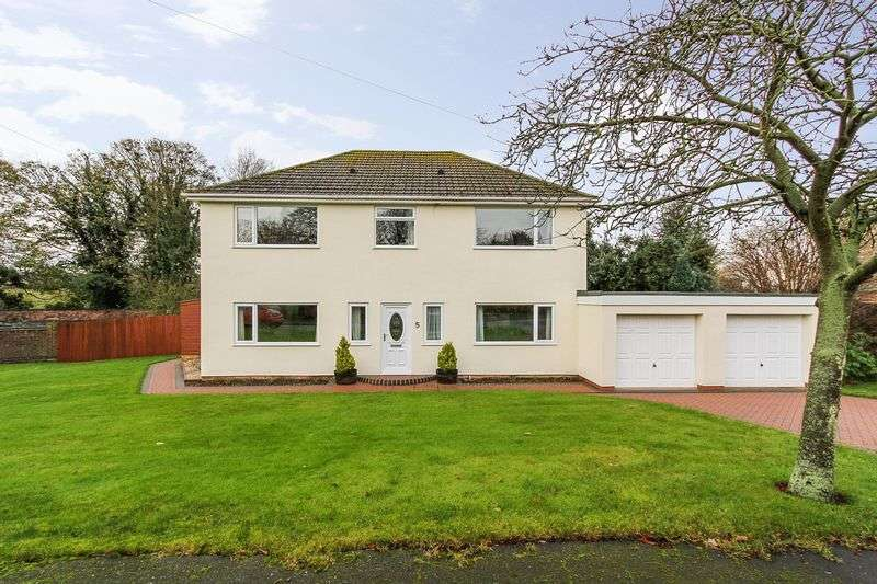 4 Bedrooms Detached House for sale in Beech Garth, Barrow-Upon-Humber