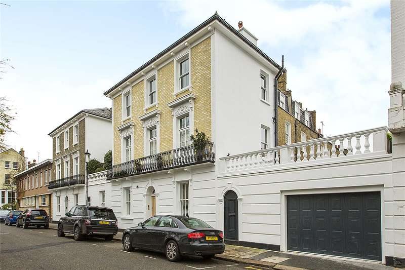 4 Bedrooms House for sale in Cathcart Road, Chelsea, SW10